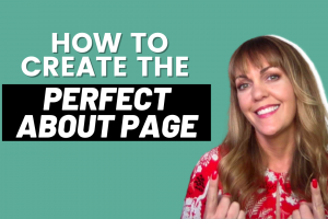 How To Create The Perfect About Page